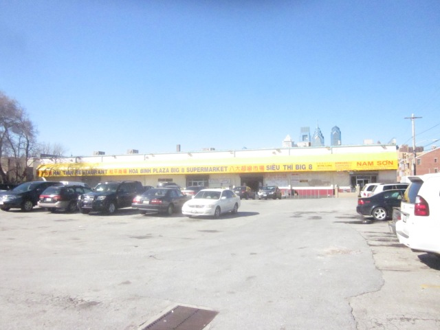 Supermarket behind 1601 Washington Avenue
