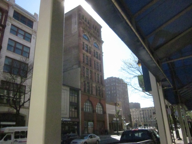 Thomas Lofts, across from the Mellon Independence Center