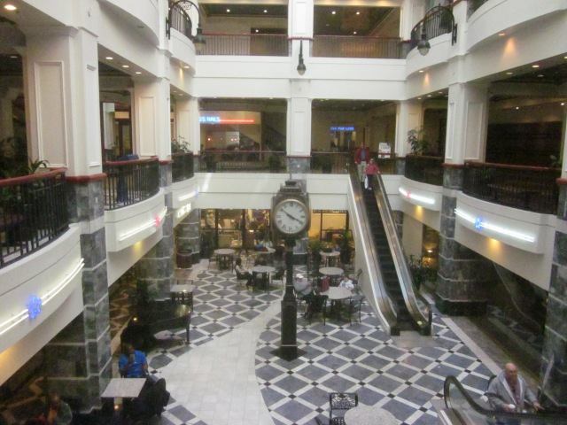 Atrium of Mellon Independence Center