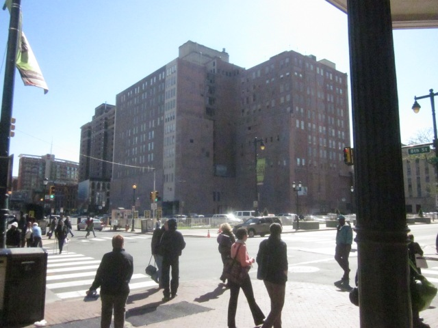 Parking lot at 8th and Market Streets may be developed with a casino or some other large mixed-use development